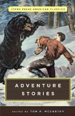Great American Adventure Stories (Paperback)