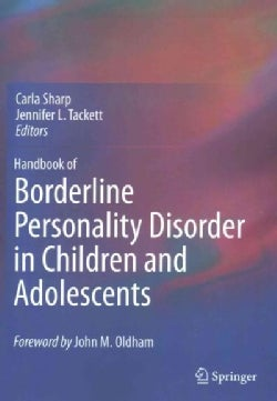 Handbook of Borderline Personality Disorder in Children and Adolescents (Paperback)