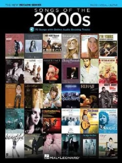 Songs of the 2000s: Piano / Vocal / Guitar