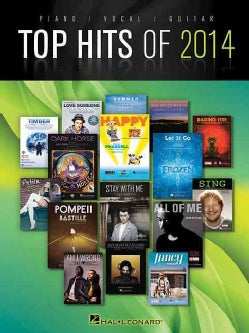 Top Hits of 2014: Piano - Vocal - Guitar (Paperback)