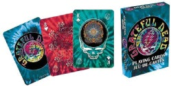 Playing Cards Grateful Dead: Single Deck (Cards)