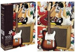 Fender Rectangle Puzzle: 1000 Pieces (General merchandise)