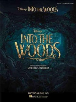 Into the Woods: Movie Vocal Selections  (Paperback)
