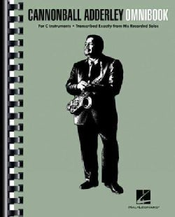 Cannonball Adderley Omnibook: For C Instruments (Paperback)