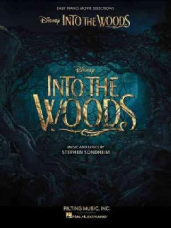 Into the Woods: Easy Piano Movie Selections (Paperback)