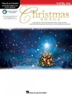 Christmas Songs: Violin