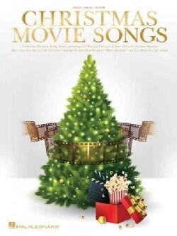 Christmas Movie Songs: Piano / Vocal / Guitar (Paperback)