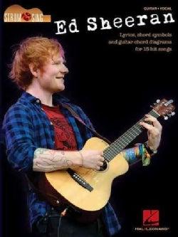 Ed Sheeran Strum & Sing: Guitar - Vocal (Paperback)