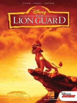The Lion Guard: Music from the Disney Junior Series Soundtrack (Paperback)