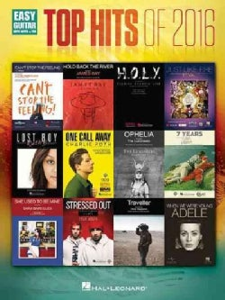 Top Hits of 2016 (Paperback)