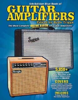 Blue Book of Guitar Amplifiers (Paperback)