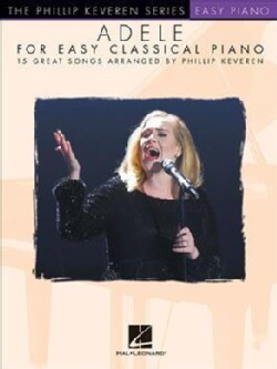 Adele for Easy Classical Piano (Paperback)