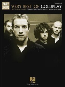 Very Best of Coldplay (Paperback)