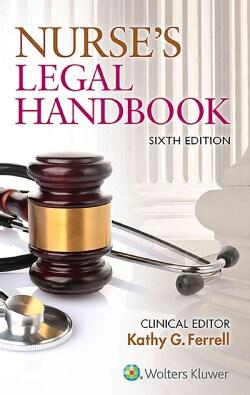 Nurse's Legal Handbook (Paperback)