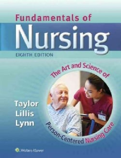 Taylor's Fundamentals of Nursing + Skill Checklists for Fundamentals of Nursing + Stedman's Medical Dictionary for the Health...