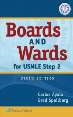 Boards and Wards for USMLE Step 2 (Paperback)