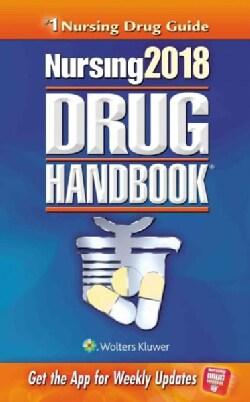 Nursing Drug Handbook 2018 (Paperback)