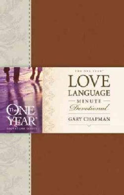 The One Year Love Language Minute Devotional (Paperback)