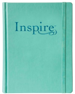 Inspire Bible: The Bible for Creative Journaling, New Living Translation (Hardcover)