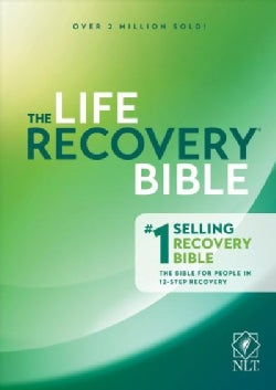 Holy Bible: The Life Recovery Bible, New Living Translation (Hardcover)