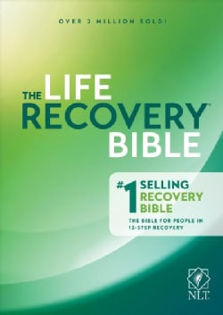Holy Bible: The Life Recovery Bible, New Living Translation (Paperback)