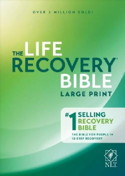 Holy Bible: Life Recovery Bible, New Living Translation (Paperback)