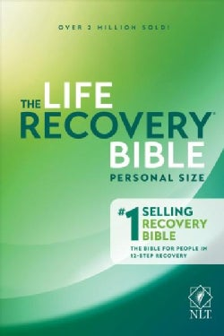 Holy Bible: Life Recovery Bible, New Living Translation, Personal Size (Paperback)