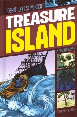 Robert Louis Stevenson's Treasure Island (Hardcover)