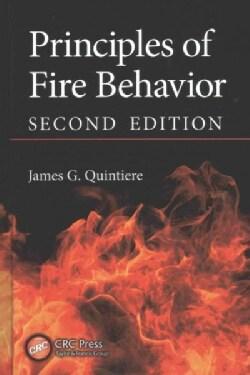 Principles of Fire Behavior (Hardcover)