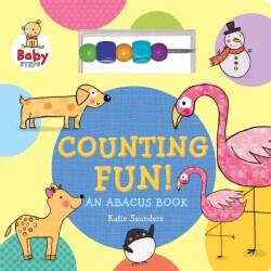 Counting Fun!: An Abacus Book (Board book)