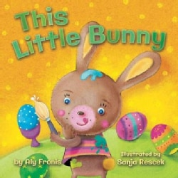 This Little Bunny (Board book)