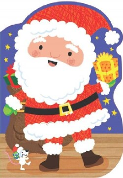 My Santa Book (Board book)