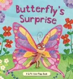 Butterfly's Surprise (Board book)