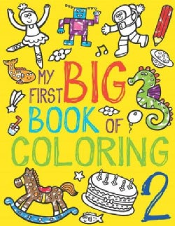 My First Big Book of Coloring 2 (Paperback)