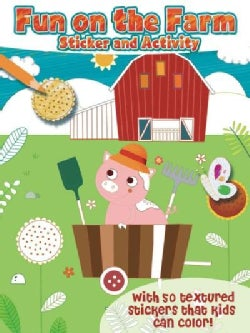 Fun On The Farm: Sticker and Activity (Paperback)