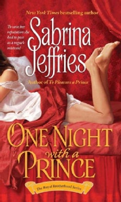 One Night With a Prince (Paperback)