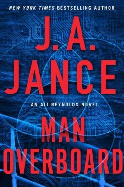 Man Overboard (Hardcover)