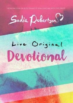 Live Original Devotional (Hardcover)