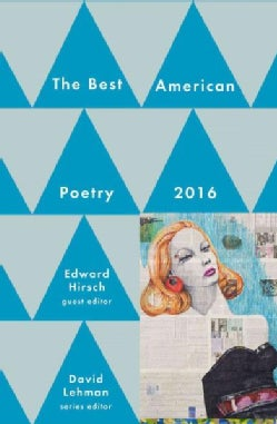 The Best American Poetry 2016 (Hardcover)