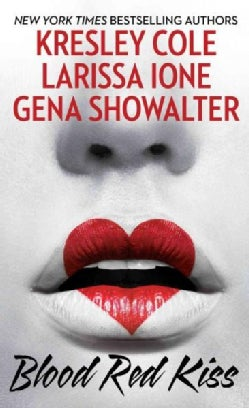 Blood Red Kiss (Paperback)