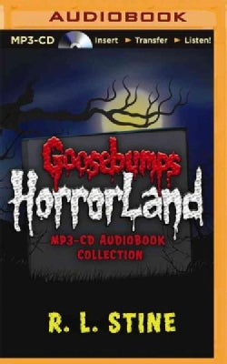 Goosebumps Horrorland Collection (CD-Audio)