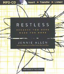 Restless: Because You Were Made for More (CD-Audio)