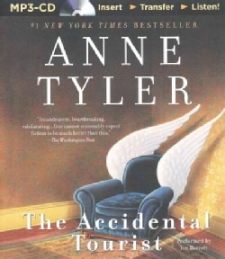 The Accidental Tourist (CD-Audio)