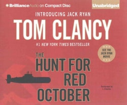 The Hunt for Red October (CD-Audio)