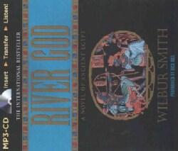 River God: A Novel of Ancient Egypt (CD-Audio)
