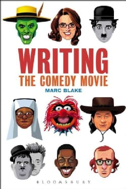 Writing the Comedy Movie (Hardcover)