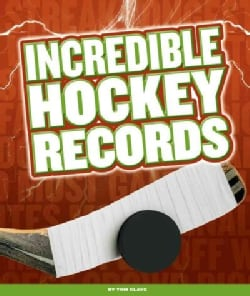 Incredible Hockey Records (Hardcover)