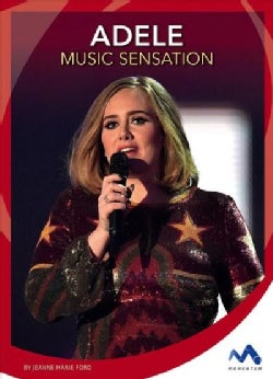 Adele: Music Sensation (Hardcover)