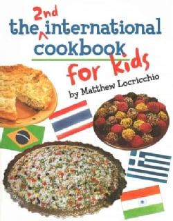 The 2nd International Cookbook for Kids (Paperback)