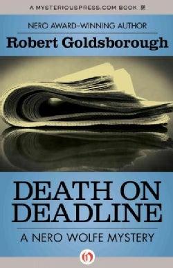 Death on Deadline (Paperback)